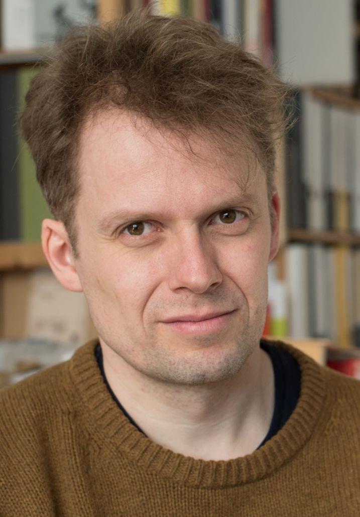 Künstler Tobias-David Albert